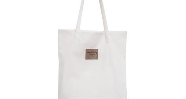 plastikfreie Herren Mode verpackt im Bio-Baumwollbeutel