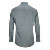 Grau-grünes Herren Hemd nachhaltig produziert