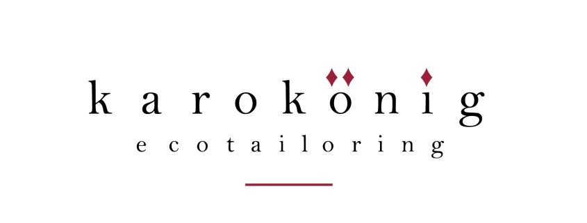 karokönig ecotailoring Logo social distancing
